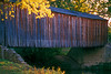 1997 MO Bolinger covered bridge in SE Missouri