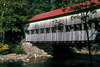 1991 NH Covered bridge over stream