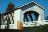 1993 OR Gilkey covered bridge on Thomas creek