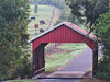 2014 10 10 WC Chappell Hill covered bridge