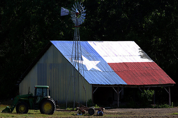 2002 05 Things Texas farm building and equipment