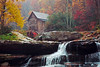 WV Glade Creek grist mill