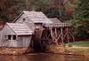 VA 1985 Mabry mill along the Blue Ridge Parkway