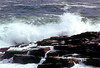 ME 1996 Acadia crashing waves