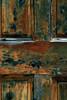 TX 1990 Medina old door closeup