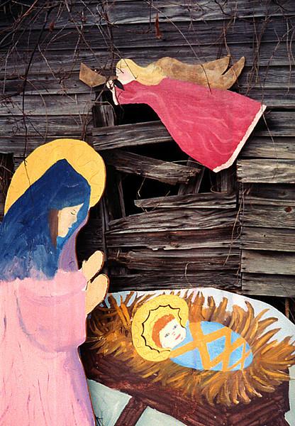 1992 OK Country Nativity along US69
