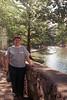 1990 TX Pat along the San Antonio River walk
