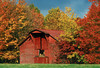 1994 WV Red barn
