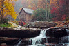 1994 WV Glade Creek grist mill