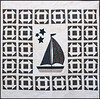 2011/11 Friendship sail boat quilt
